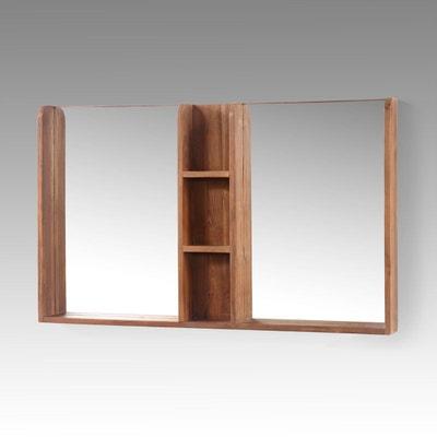 miroir double la redoute. Black Bedroom Furniture Sets. Home Design Ideas