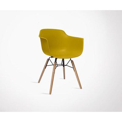 Fauteuil Salle Manger Design Scandinave HILGOR MEUBLES