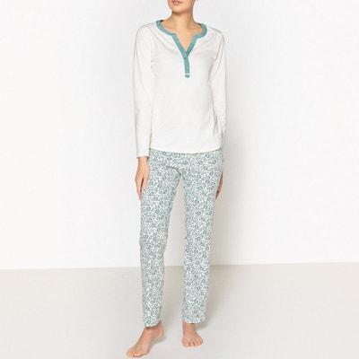 Pyjama pur coton Pyjama pur coton LA REDOUTE COLLECTIONS