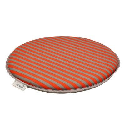 Confezione da 2 cuscini da sedia rotondi ESTIVO Confezione da 2 cuscini da sedia rotondi ESTIVO La Redoute Interieurs