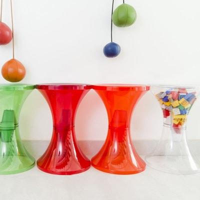 tabouret design orange la redoute. Black Bedroom Furniture Sets. Home Design Ideas