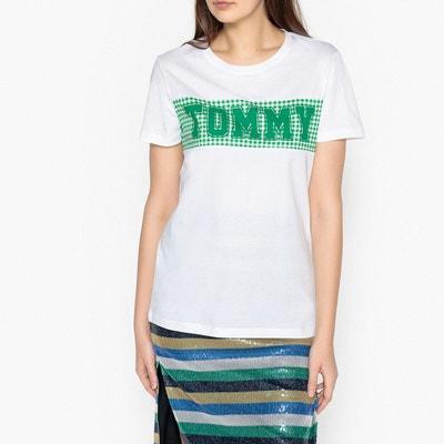 Tee shirt sérigraphié à manches courtes Tee shirt sérigraphié à manches courtes TOMMY HILFIGER