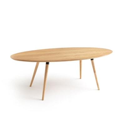 Table ovale 6/8 couverts Blutante Table ovale 6/8 couverts Blutante LA REDOUTE INTERIEURS