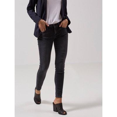 507500a206d63 Jean slim Mi-haute - SELECTED FEMME