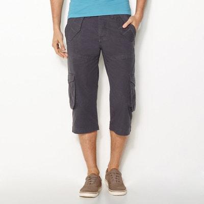 Pantaloni a pinocchietto in cotone Pantaloni a pinocchietto in cotone La Redoute Collections