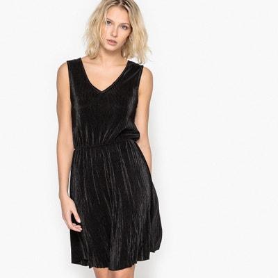 Pleated Plissé Dress La Redoute Collections