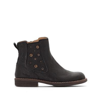 Smad Leather Ankle Boots Smad Leather Ankle Boots KICKERS