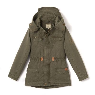 Blouson 10 Redoute Ans Fille 16 Solde Jeans Ado Pepe En Veste La dFtqawd