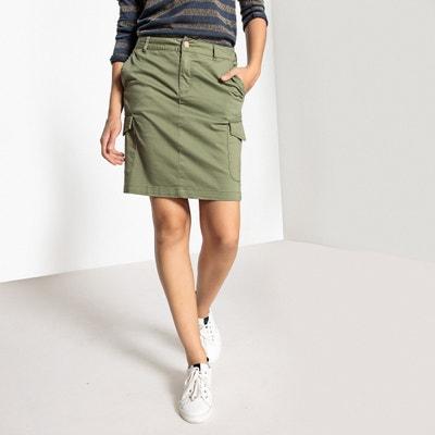Cargo Style Skirt VILA
