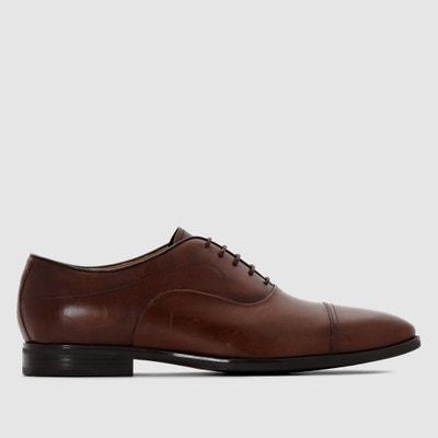 Zapatos de piel tipo derbies NEW LIFE C - GEOX Zapatos de piel tipo derbies NEW LIFE C - GEOX GEOX