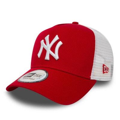 Casquette New York Yankees Clean Trucker NEW ERA CAP 811a763cc7f9