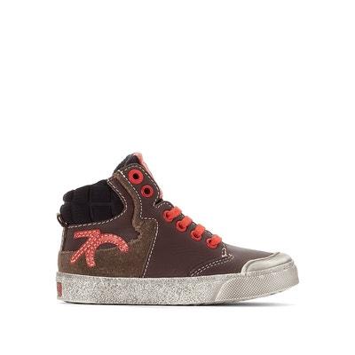 Boots cuir Cummin KICKERS