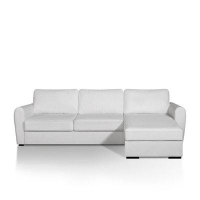 Canapé d'angle lit, simili, latex, Nalpha Canapé d'angle lit, simili, latex, Nalpha LA REDOUTE INTERIEURS