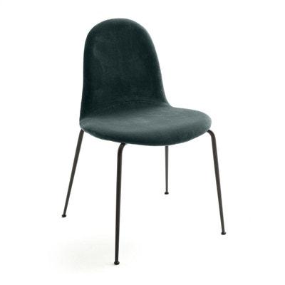 chaise verte en solde la redoute. Black Bedroom Furniture Sets. Home Design Ideas