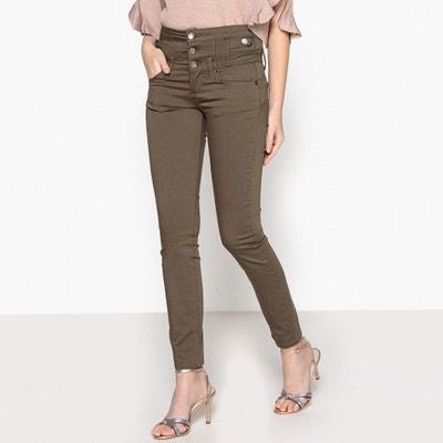 Rampy High Waist Skinny Trousers LIU JO