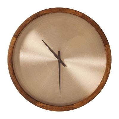 Horloge murale Edge cuivre Kare Design KARE DESIGN