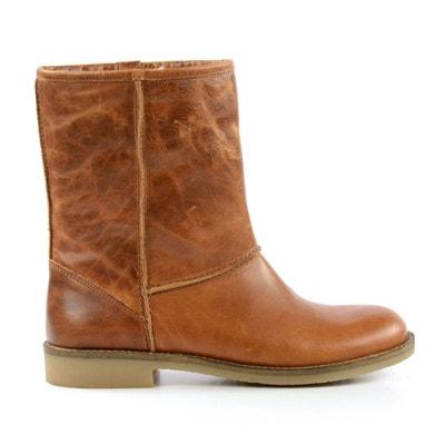 en solde Boots Sacha femme La bottines Redoute H6HBzwv