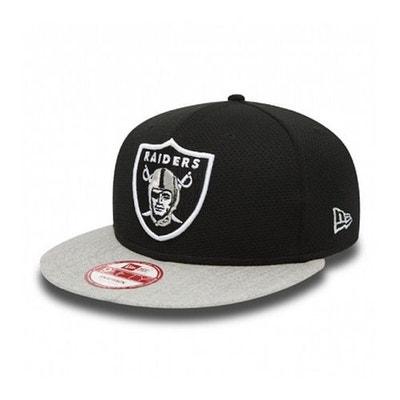 Casquette New Era Oakland Raiders Contrast Team Mesh Noir NEW ERA CAP 4cef5586efc