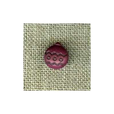 Boule de noel violette | La Redoute