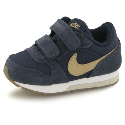Baskets Nike Md Runner 2 Bleu Bebe NIKE