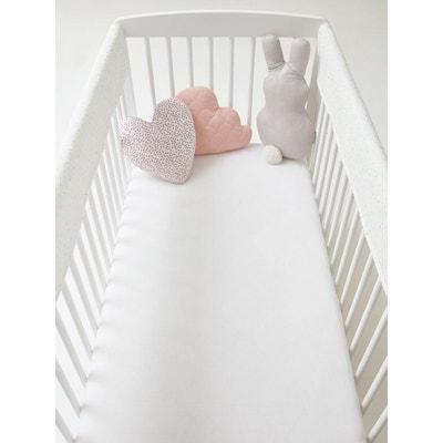Lot de 2 protections rebords de lit bébé Etoiles filantes VERTBAUDET