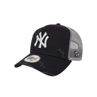 Casquette New Era Trucker Droite Vieillie New York Yankees - 11757525 Casquette  New Era Trucker Droite c6f8b491bcb3