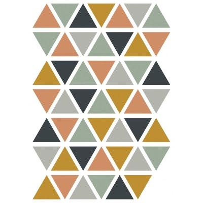 Planche de stickers Triangles Planche de stickers Triangles LILIPINSO