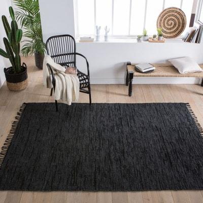 tapis cuir lekar la redoute interieurs - Tapis De Salon