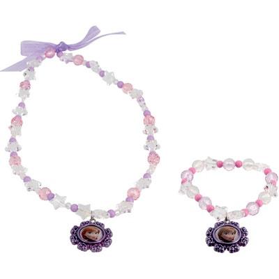 Bracelet et collier reine des neiges - modèle aléatoire - livraison à l'unité Bracelet et collier reine des neiges - modèle aléatoire - livraison à l'unité WDK GROUPE PARTNER