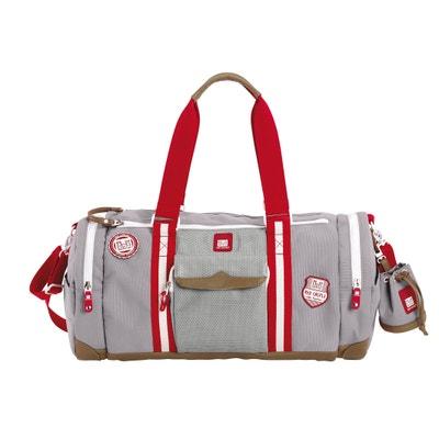Bolso cambiador estilo bowling para bebé Grey Bolso cambiador estilo bowling para bebé Grey RED CASTLE