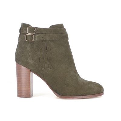 Boots cuir Achida Boots cuir Achida JONAK