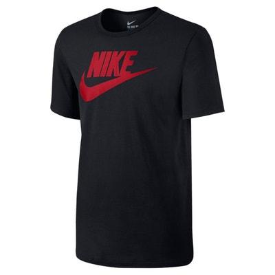 T-shirt met ronde hals en korte mouwen T-shirt met ronde hals en korte mouwen NIKE