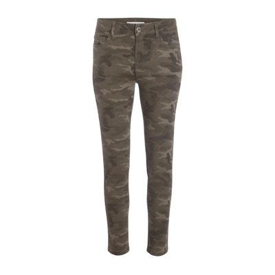 2a2659440e2bb Pantalon skinny camouflage Pantalon skinny camouflage CACHE-CACHE. Soldes