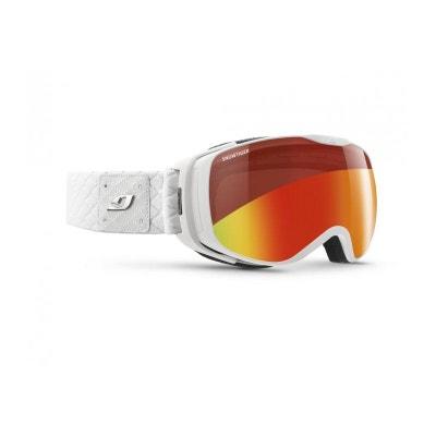 a97bdba9c6d44f Masque de ski pour femme JULBO Noir LUNA Blanc Chic Strass Snow Tiger  Masque de ski