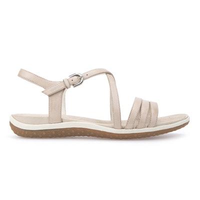 Sandali pelle D SANDAL VEGA C GEOX