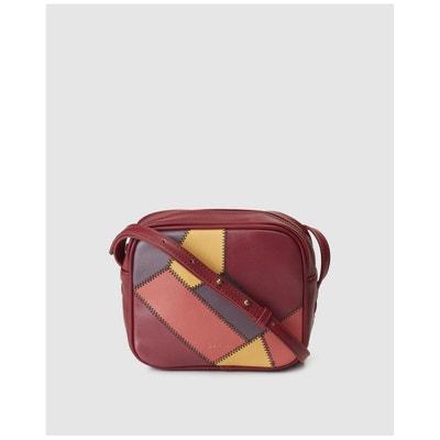 1b9c22537856 Petit sac à bandoulière The Ridges avec patchwork sur le devant JO   MR.