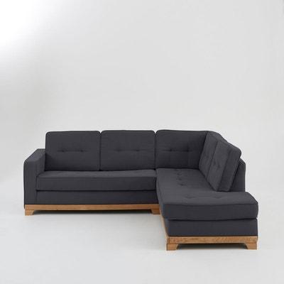Canapé d'angle fixe coton Excellence Bultex, Ajis Canapé d'angle fixe coton Excellence Bultex, Ajis LA REDOUTE INTERIEURS