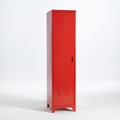 Hiba Metal American Locker with 1 Door Hiba Metal American Locker with 1 Door La Redoute Interieurs