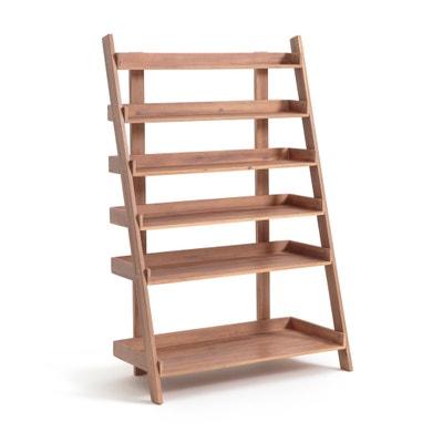 Estantería de jardín con 6 estantes de madera de acacia FSC* CALEB Estantería de jardín con 6 estantes de madera de acacia FSC* CALEB La Redoute Interieurs