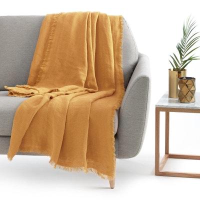 plaid la redoute. Black Bedroom Furniture Sets. Home Design Ideas