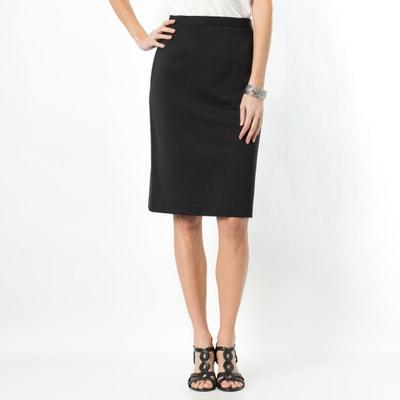 Plain Midi Pencil Skirt ANNE WEYBURN