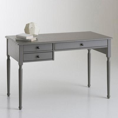 Authentic Style Pine Desk La Redoute Interieurs