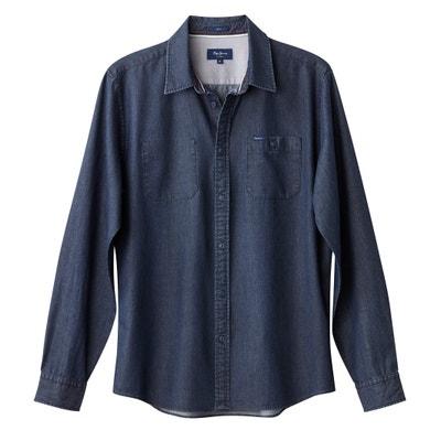 Рубашка прямого покроя Рубашка прямого покроя PEPE JEANS
