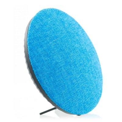 Enceinte Bluetooth Design Ronde Façade En Tissu Bleu 3w Enceinte Bluetooth Design Ronde Façade En Tissu Bleu 3w AMAHOUSSE