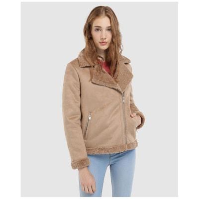 Solde En Redoute La Femme Camel Blouson Tq7A6