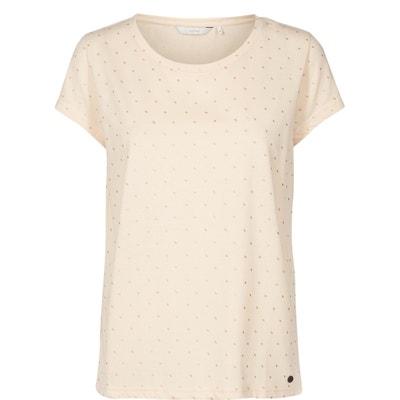 Iridescent Polka Dot Print T-Shirt Iridescent Polka Dot Print T-Shirt NUMPH