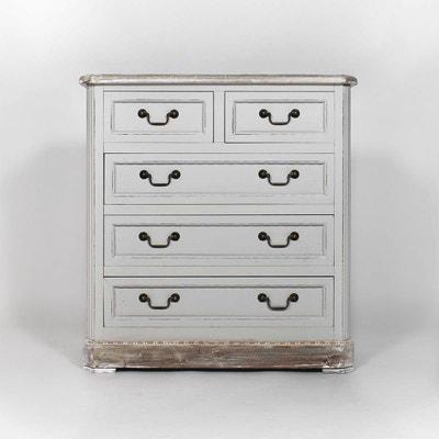 commode gris anthracite en solde la redoute. Black Bedroom Furniture Sets. Home Design Ideas