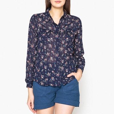 Lilou Printed Shirt HARRIS WILSON