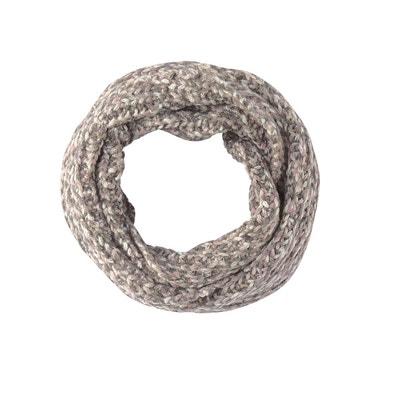 Snood en tricot Snood en tricot LA REDOUTE COLLECTIONS 6d605b1a441c