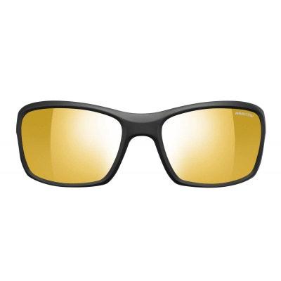 9a3cc000d130d6 Lunettes de soleil pour enfant JULBO Noir Mat Rookie Noir Mat Zebra Lunettes  de soleil pour